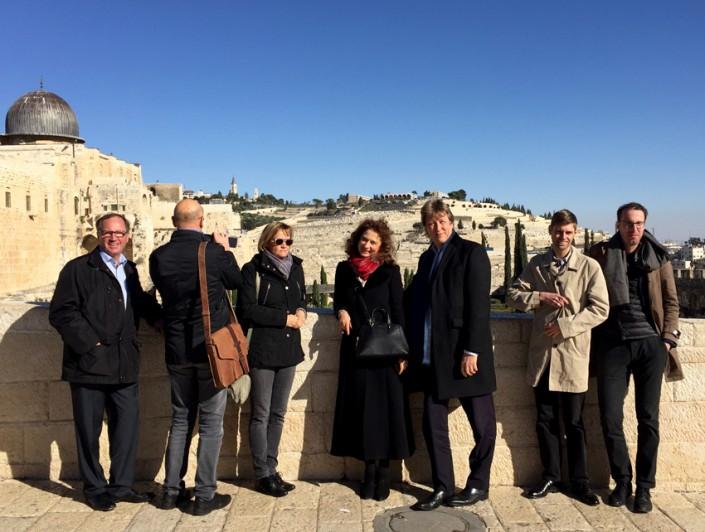 Büro Hitschfeld begleitet Israel-Tour der Thomaner und des Gewandhauses | Foto: Uwe Hitschfeld