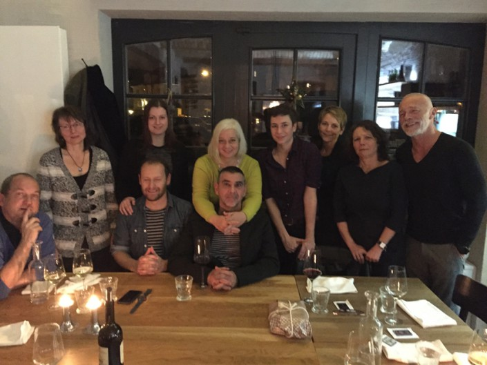 Büro Hitschfeld feiert Weihnacht' 2016