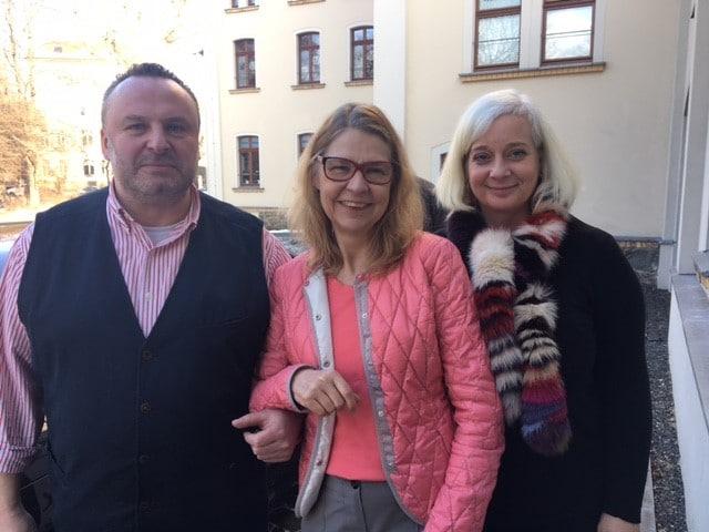 lunch club mit Frau Prof. Birgit Dräger