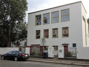 Hitschfeld-Büro in neuem Glanz