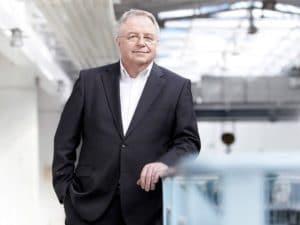 Michael M. Theis im Gespräch mit dem Büro Hitschfeld für strategische Beratung