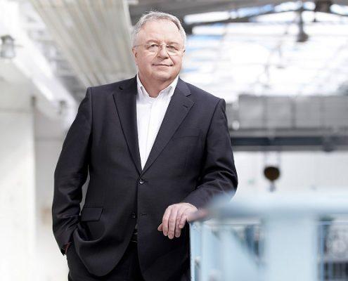 Büro Hitschfeld im Gespräch mit Michael M. Theis, kaufmännischer Geschäftsführer Leipziger Wasserwerke