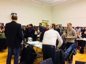 Klimakonferenz in Leipzig 06. November 2018