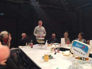 Per Tischgespräch zu mehr Bürgerbeteiligung - kann das gelingen?