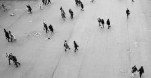 """Diskussion der Ansätze """"Zufallsbürger"""" und begleitende Meinungsforschung"""