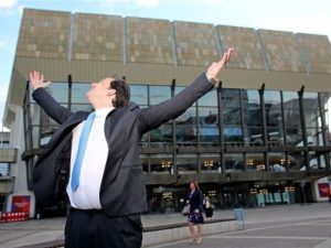 Andris Nelsons in Leipzig