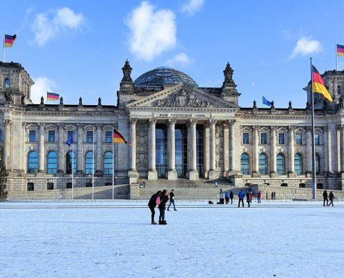 Wirtschaft treibt die künftige Deutsche Bundesregierung in Sachen Klimapolitik vor sich her | Büro Hitschfeld