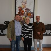 125. lunch club am 17. Mai. Fotos: Peter Raasch und Katharina Hitschfeld