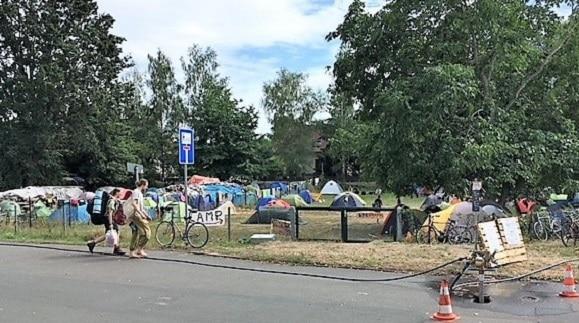 Kohle-Klimacamp in Pödelwitz: Anmerkungen zu einem politischen Diskurs | Büro Hitschfeld