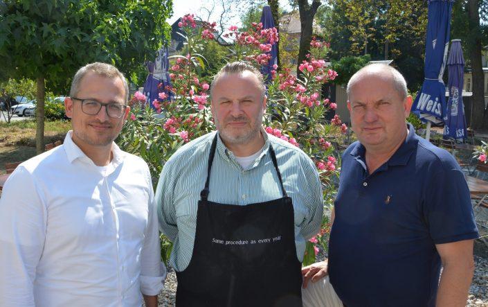 speaker des 127. lunch club Prof. Stubner | Büro Hitschfeld