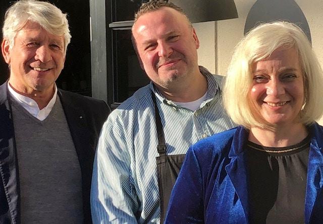 129. lunch club mit Dipl. Ing. Norbert Hippler thematisiert städtebauliche Entwicklungen Leipzigs am Beispiel des Quartiers am Leipziger Hauptbahnhof