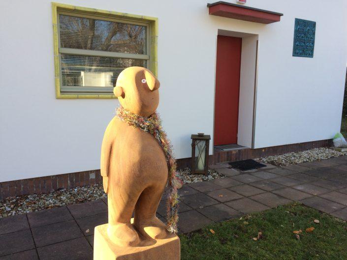 George verstärkt das Büro Hitschfeld
