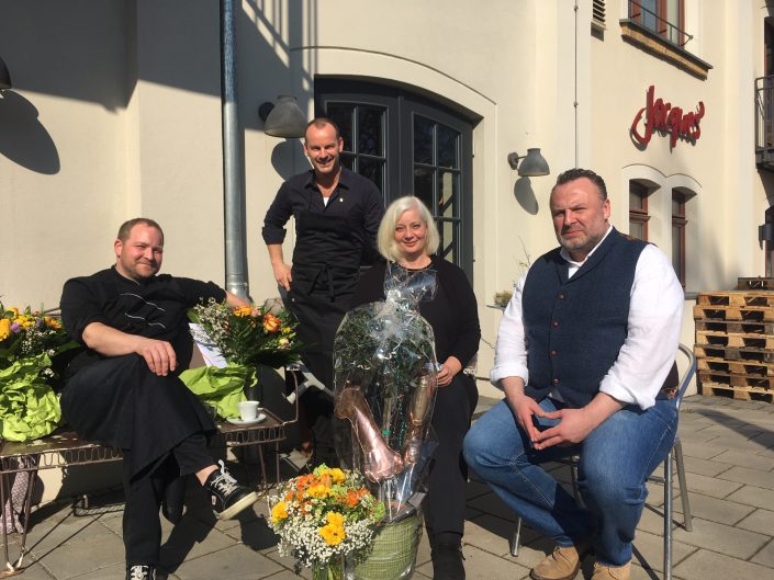 Leipziger Lunch Club feiert 15-jähriges Bestehen | Büro Hitschfeld