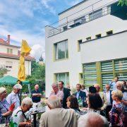 Büro Hitschfeld_Lunch club mit Bauhaus im Doppelpack