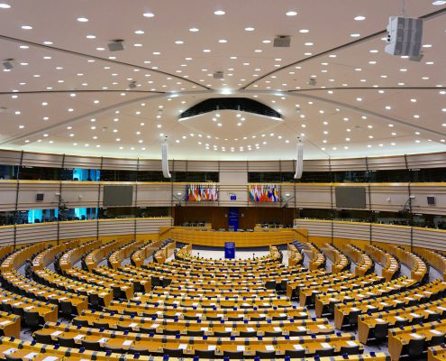 Christoph Eichenseer und Katharina Hitschfeld: Die Europawahl - Drei Erkenntnisse aus unserem speziellen Blickwinkel