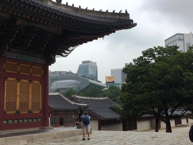 Wiedervereinigungsseminar in Seoul