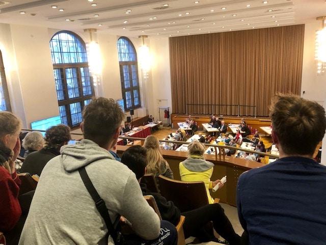 Stadtrat: Leipzig ruft den Klimanotstand aus.