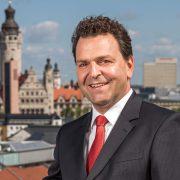 Stefan Leermann: Geschäftsführer der Sparkasse Leipzig-Beteiligungen.