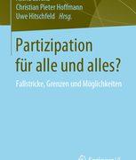 Neu bei Springer VS: Partizipation für alle und alles?