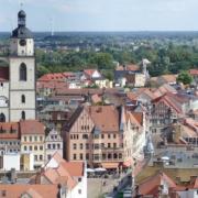 Stadtansicht Wittenberg