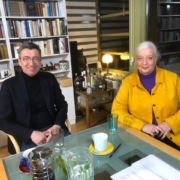 Foto von Thomas Dienberg und Katharina Hitschfeld