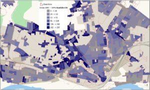 mikrogeorgrafische karte